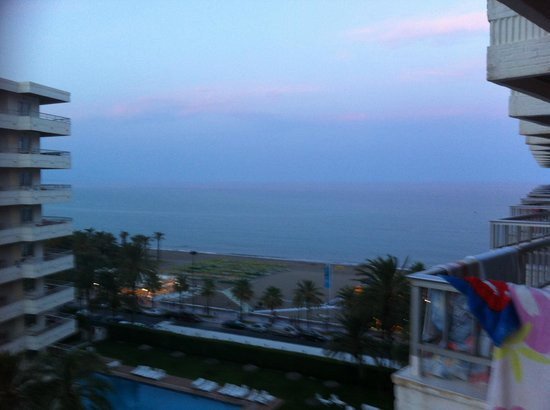 Bajondillo Apartments: view