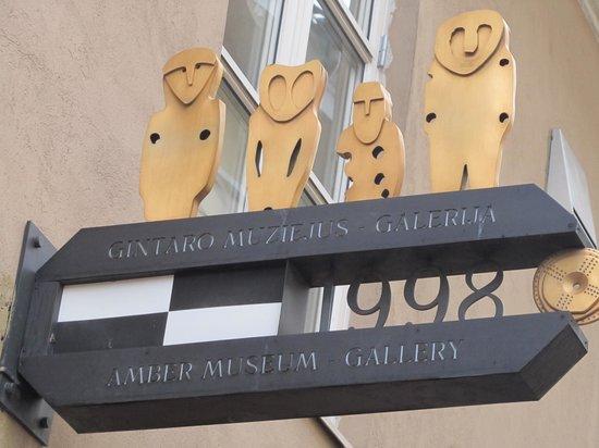 Amber Museum-Gallery (Gintaro Muziejus-Galerija): carrtel