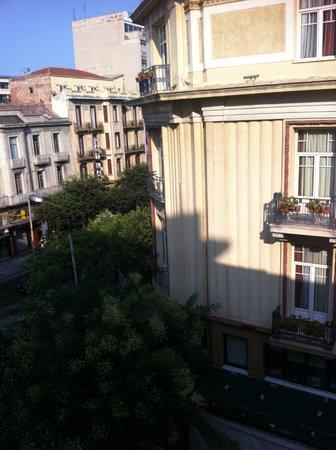 Emporikon Hotel: street view