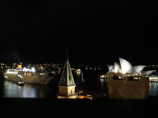 Holiday Inn Old Sydney: Vista dal tetto dell'Hotel