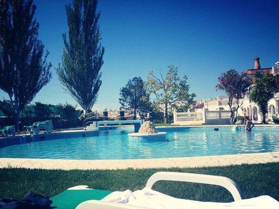 Hotel Maria Luisa: Pool