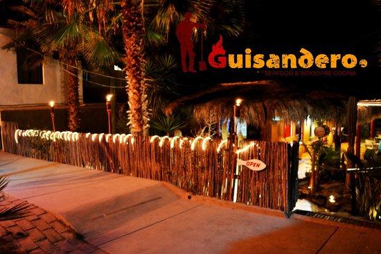 Guisandero Seafood & Woodfire Cocina