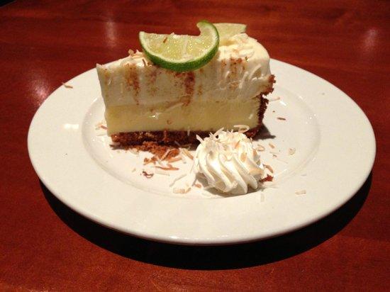 Lakeside Tavern: Delicious pie...