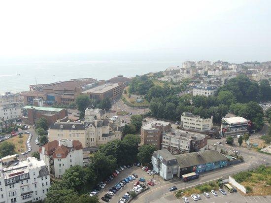 Marsham Court Hotel : View