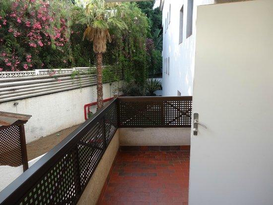 Hinterhof 4 Sterne Hotel Picture Of Parque San Antonio