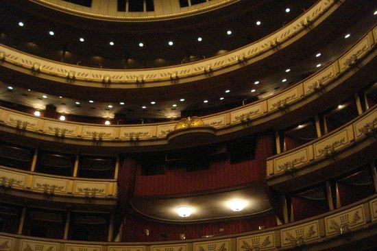 Opera of Vienna Guided Tour: Ópera de Viena