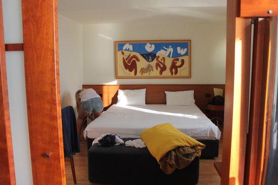 Butrinti Hotel: Bedroom