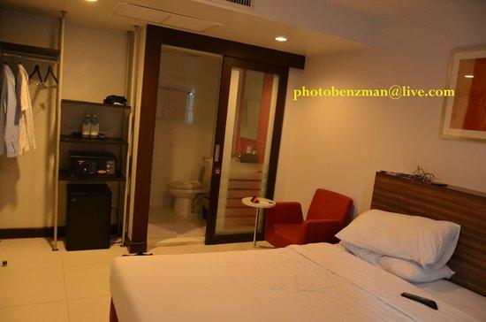 Unico Express Hotel: Superior room