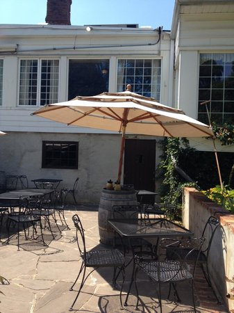 The Patio Picture Of Mrs K S Toll House Silver Spring Tripadvisor