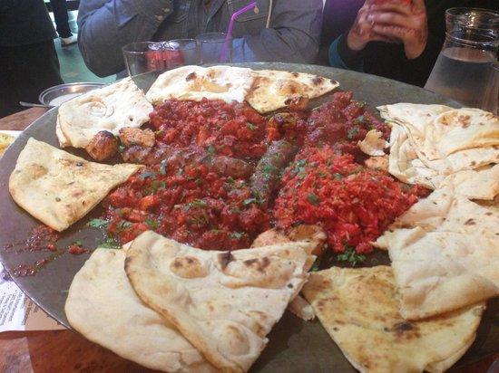 Kabana: Serving platter