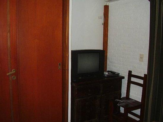 San Remo Villa Corral Apart: habitacion