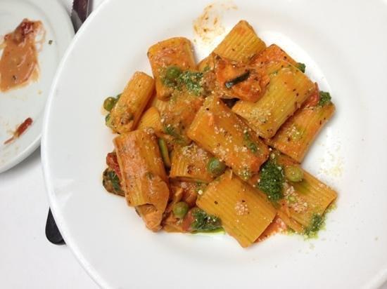 Copains Gourmands: pasta (half portion)