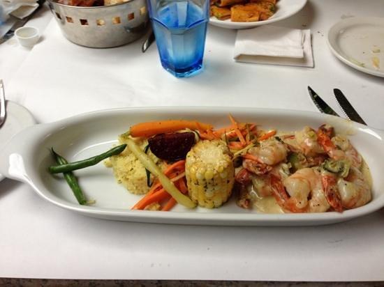 Copains Gourmands: shrimps