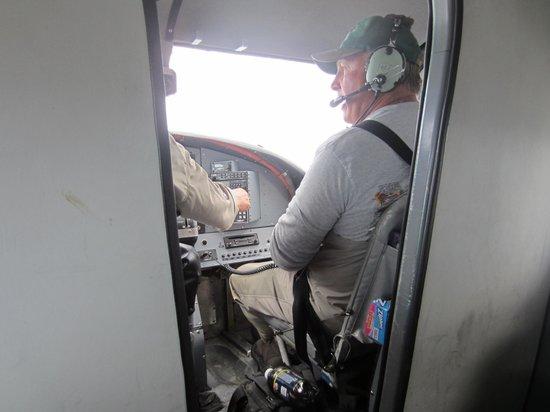 Talon Air Service: Cockpit