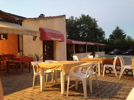 Restaurant La Cigale Saint Just D Ardeche