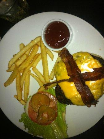 Porterhouse Steaks : Hamburger