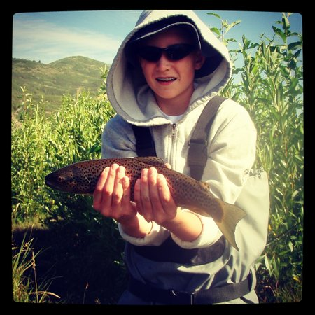 Park City On The Fly : Great catch!