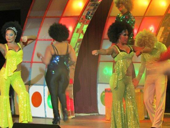 Iberostar Dominicana Hotel: Boogie Nights