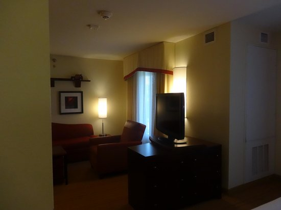 Residence Inn Duluth: Studio King Room