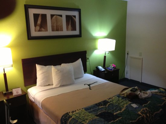Airport Waterfront Inn : room 361