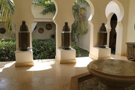 Baraza Resort & Spa: reception