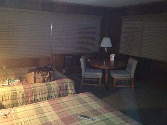 Lodge at Charlevoix: standard room