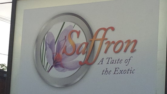 Saffron: The sign to look for