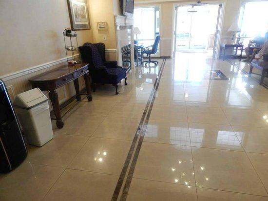 Comfort Inn: Gorgeous lobby