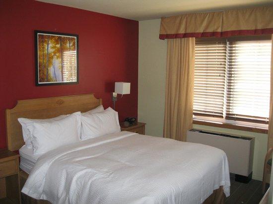 Residence Inn Mont Tremblant Manoir Labelle: Chambre