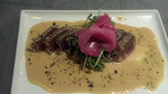 Goga: Tuna with miso
