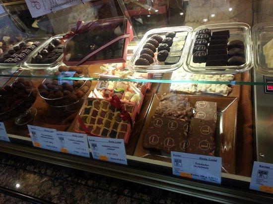 Poniu Laime Cafe: comida dulce