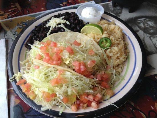 Beana's : Pulled pork tacos