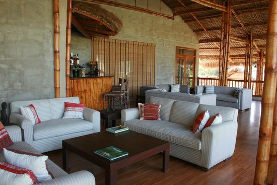 Diphlu River Lodge: At ease with nature