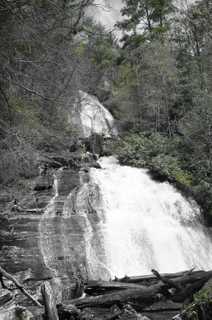 Unicoi State Park & Lodge : Anna Ruby Falls