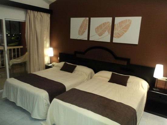 Sirenis Punta Cana Resort Casino & Aquagames: Junior Suit