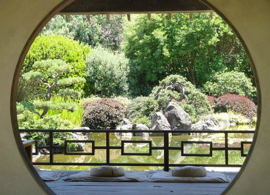 Osmosis Day Spa Sanctuary: Meditation Garden