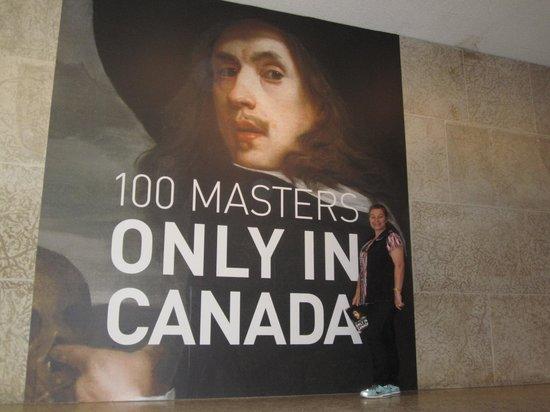 Winnipeg Art Gallery : Only in Canada