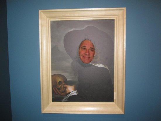 Winnipeg Art Gallery : Me