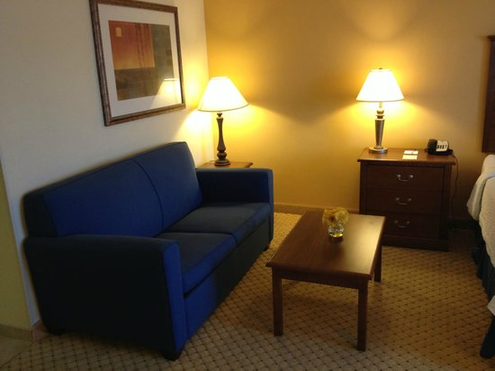 TownePlace Suites San Antonio Northwest: Handicap Room
