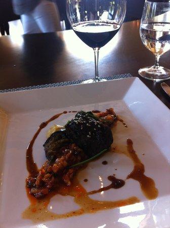 St. Francis Winery and Vineyards : Korean short rib