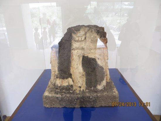 El Cerrito : From the museum