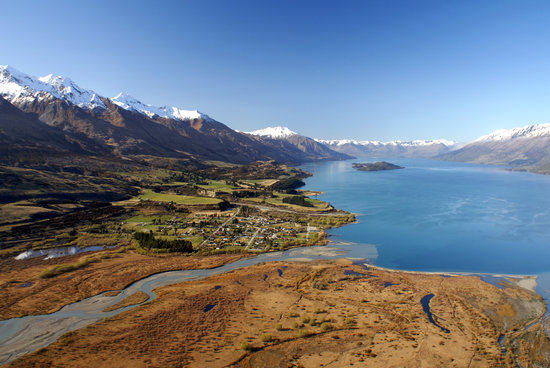 Glenorchy Base Guided Walks