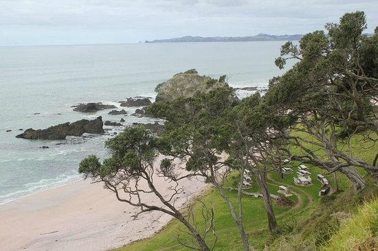 The Lodge at Kauri Cliffs: Pink beach