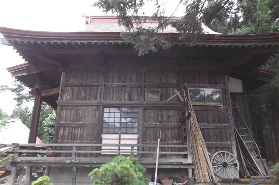 Yumotokan: 雰囲気のある薬師堂