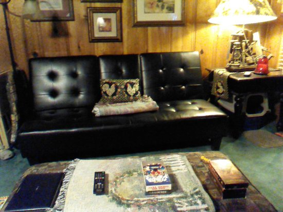 Golden Bear Cottages Resort : A small portion of interior