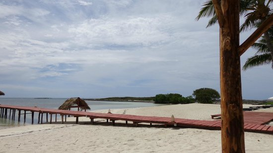 Melia Buenavista: Quiet Beach