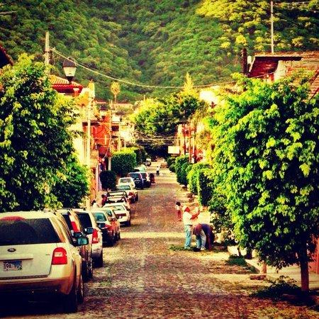 Casa Tres Leones: Ajijic Village