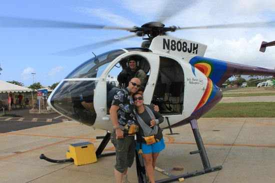 12 Picture Of Jack Harter Helicopters Tours Lihue