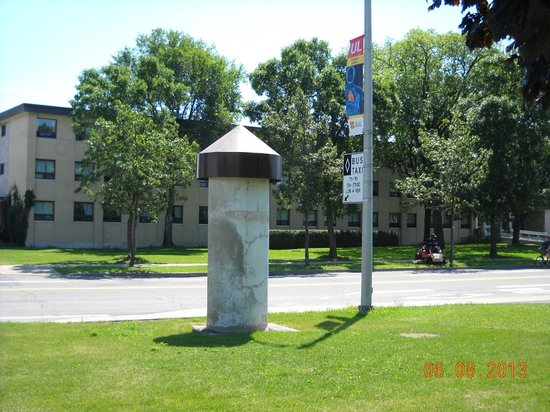 Residences Universite Laval : Pavillon Biermans-Moraud - where I stayed