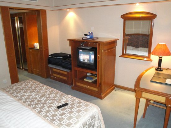 Beijing Scitech Hotel : Standard double room